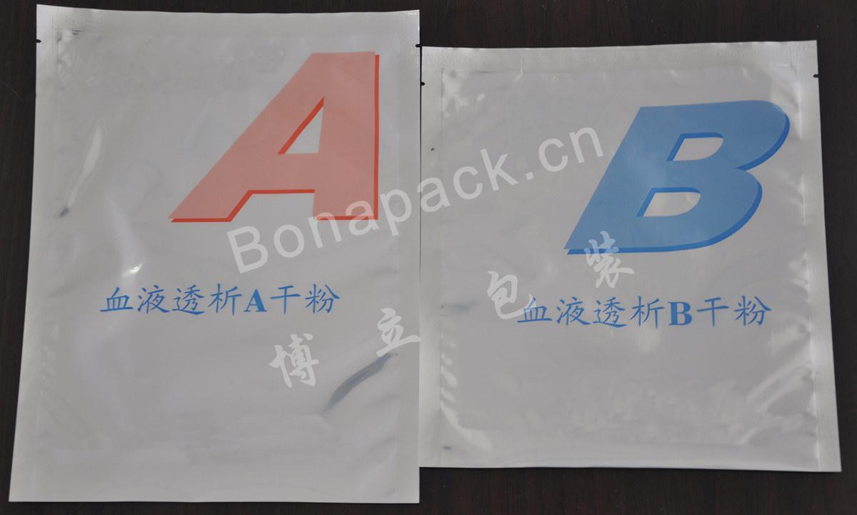 血液透析A干粉袋,血液透析B干粉袋